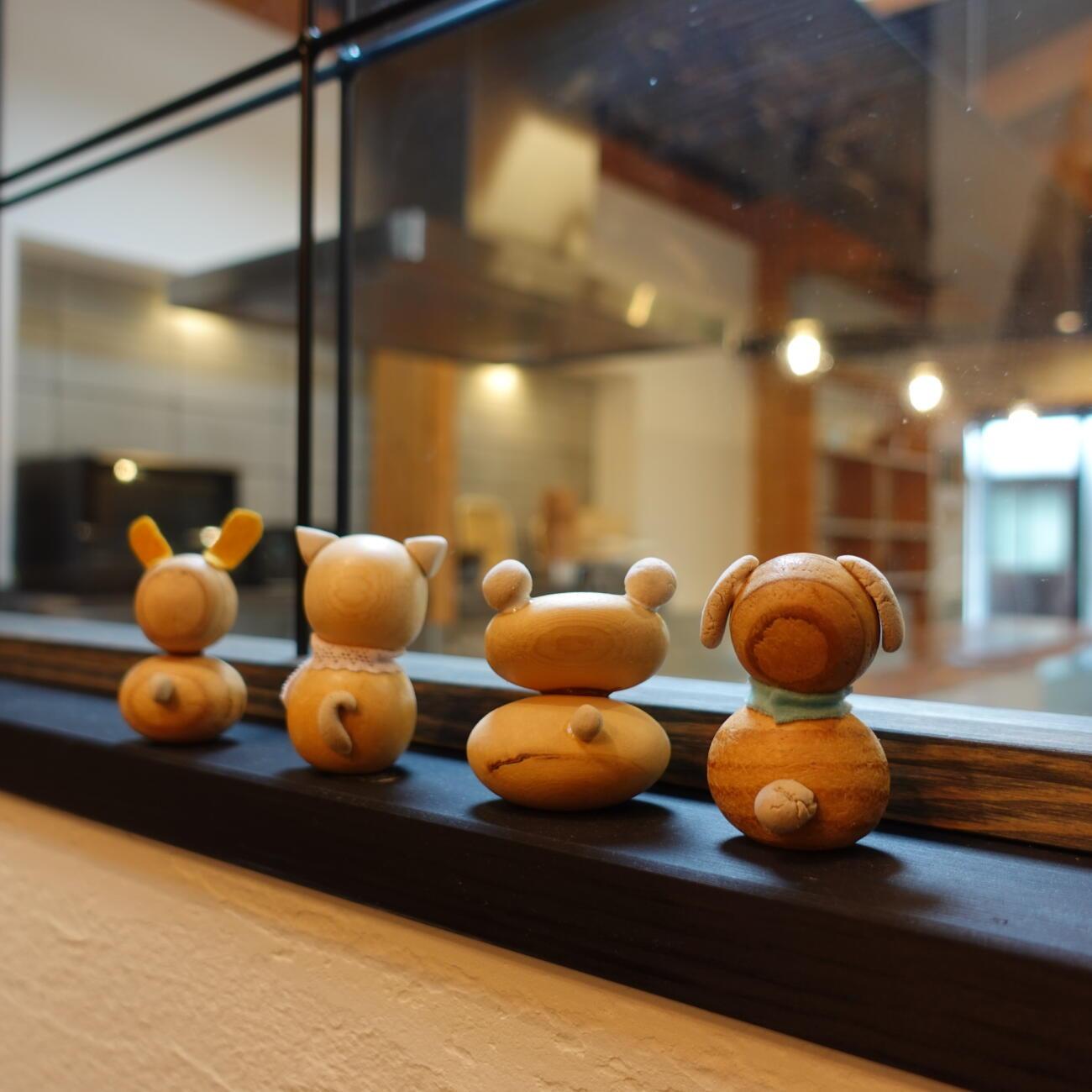放課後工作クラブ「建築端材を使ってお人形を作ろう!」